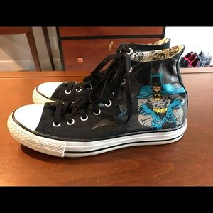 7b3f7f999a12 Converse · Converse All Stars Batman and The Joker High Tops